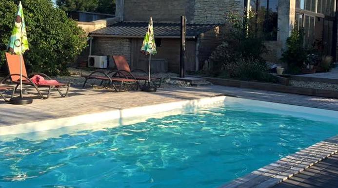 piscine L`ancienne ferme